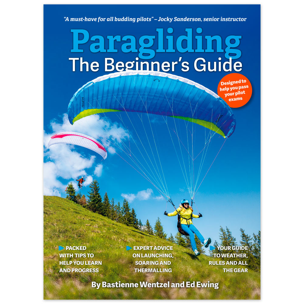 Paragliding The Beginners Guide